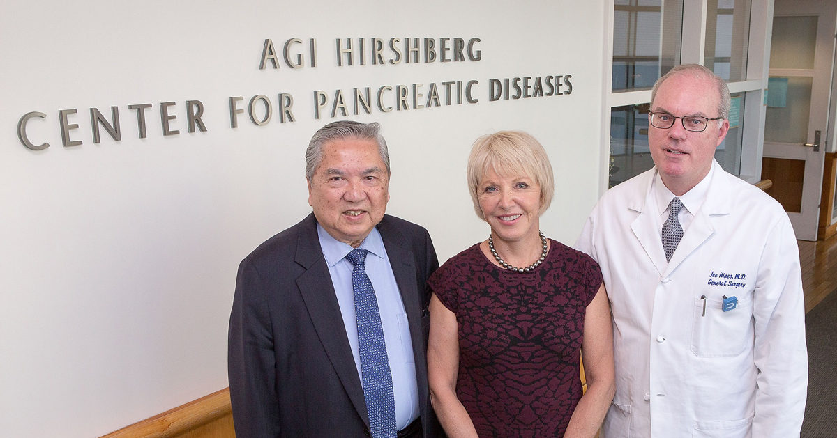 UCLA Center for Pancreatic Diseases - Hirshberg Foundation