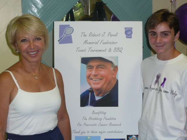 Event Spotlight – Robert J. Paroli Memorial Tennis Tournament