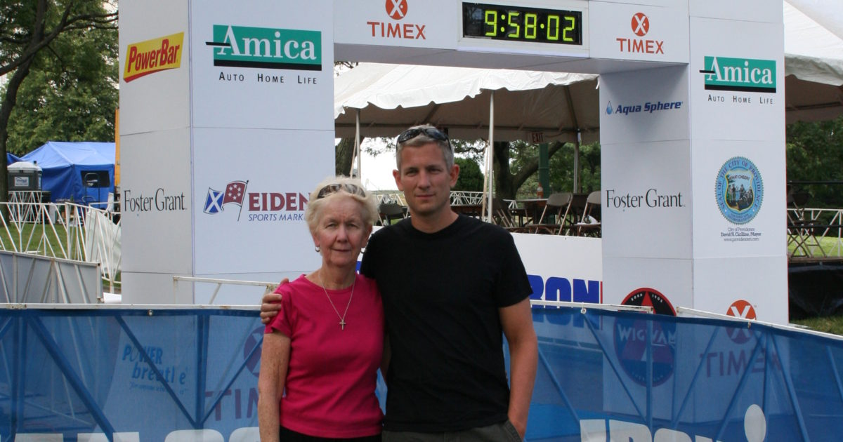 You Can H.E.L.P. Fund Spotlight – David Bradley's Triathlon Fund