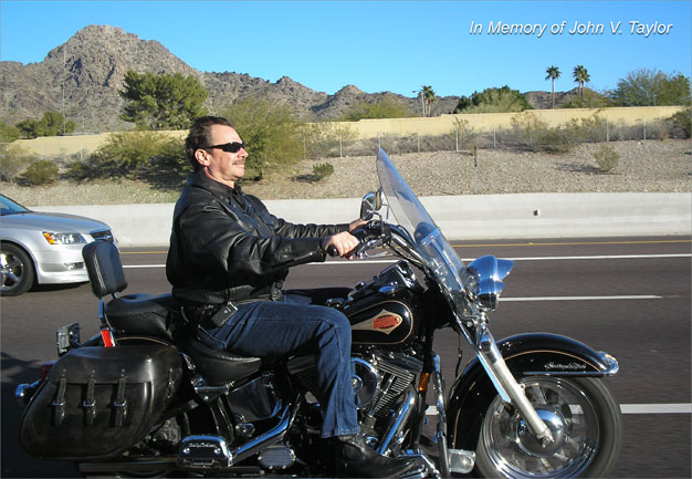 Event Spotlight – John V. Taylor Poker Ride