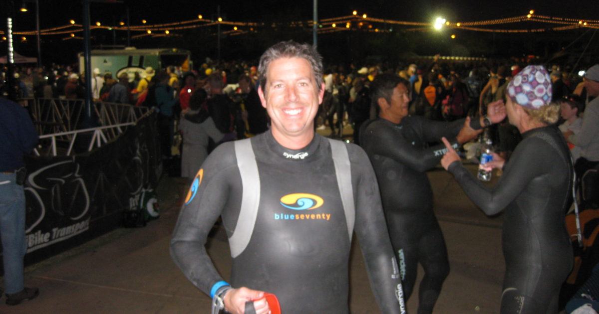 You Can H.E.L.P. Fund Spotlight – Ironman Fundraiser for Pancreatic Cancer Research
