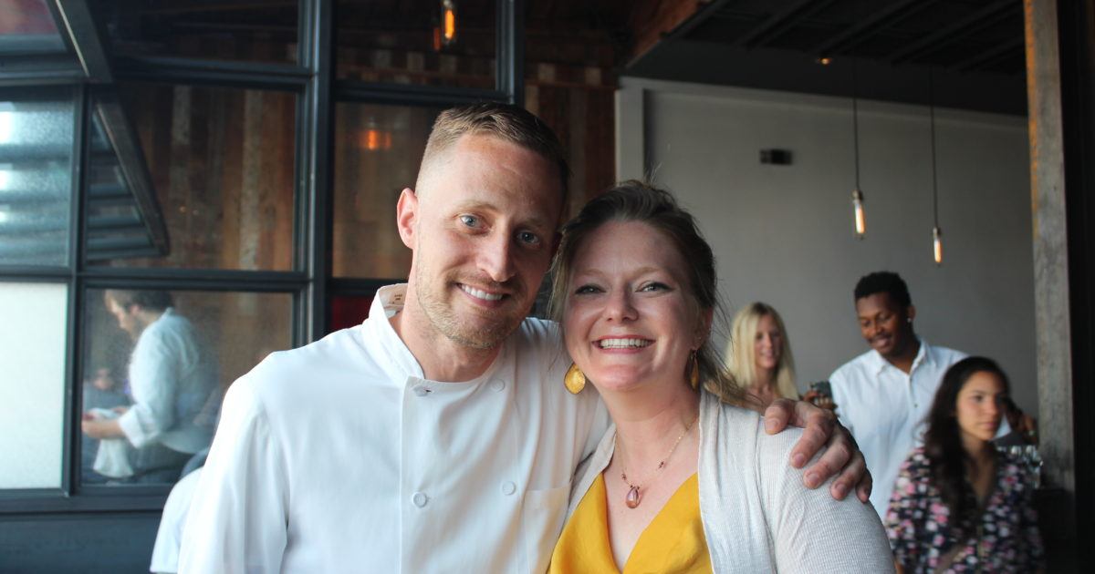 Event Spotlight – Cooking for a Cure