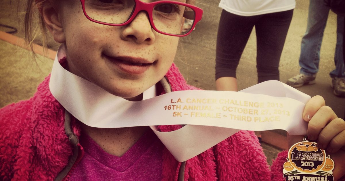 LACC Participant Spotlight – Maggie's First 5k