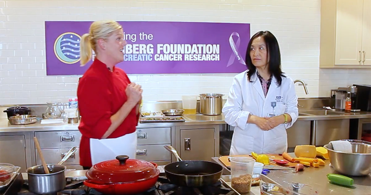 Cooking Healthy with Dr. Li
